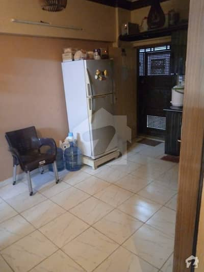 Flat In Ranchore Line Bazar For Sale