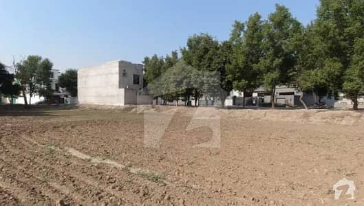 Buy A 23 Marla Residential Plot For Sale In Bahria Town
