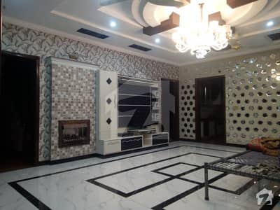 facing park 15 Marla Brand New Corner House for Sale in wapda town