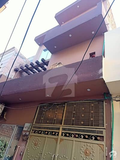 1125  Square Feet House Is Available In Cantt