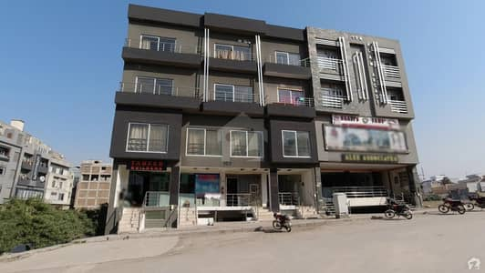 Flat Is Available For Sale In Midway Commercial Phase 7