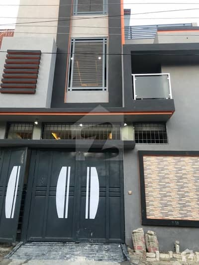 A 5 Marla Fresh Double Storey House Available For Sale In Warsak Road Peshawar