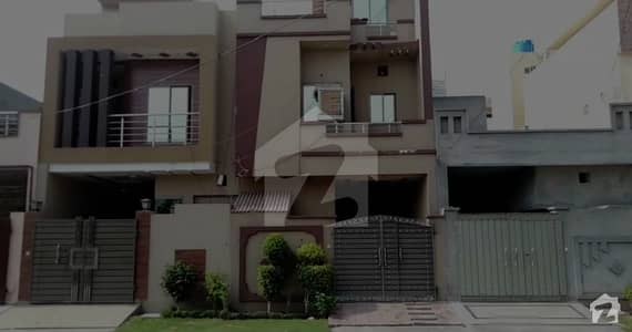 3 Marla Facing Park Double Storey House Is Available For Sale In Al Rehman Garden Phase 2 Lahore