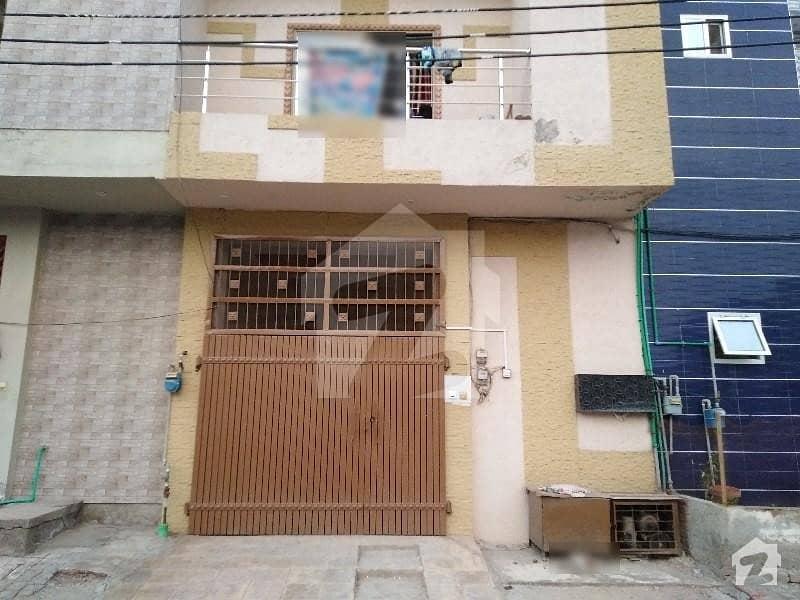 خیابان صادق سرگودھا میں 3 مرلہ مکان 70 لاکھ میں برائے فروخت۔