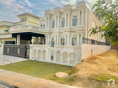 4500 Square Feet Alluring Brand New Luxurious Bungalow For Sale