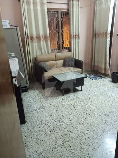 In M. A. Jinnah Road Flat Sized 860  Square Feet For Sale