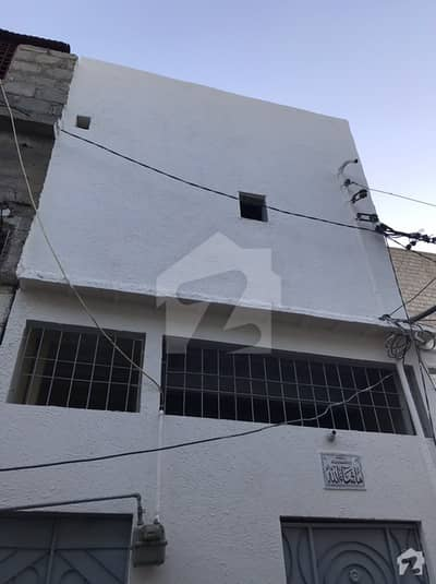 450  Square Feet House In Central Orangi Town For Sale Near Noori And Arshi Masjid