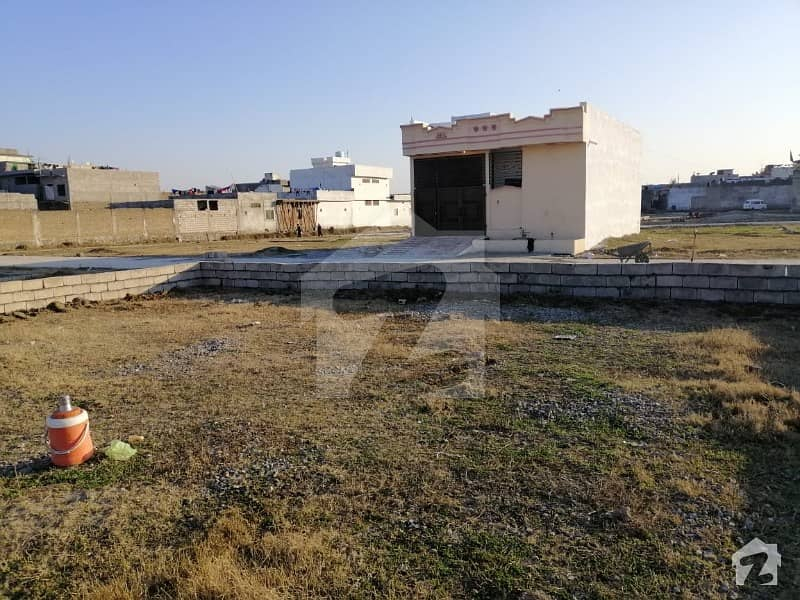 Plot For Sale In Shaheen Town 3 25x50 21 Lakh