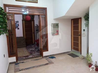 گلستانِ جوہر کراچی میں 2 کمروں کا 6 مرلہ زیریں پورشن 1 کروڑ میں برائے فروخت۔