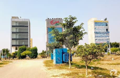 Urgent For Sale: 4 Marla Beautiful Plot (144) Commercial Zone-3 Dha Phase Ix Prism