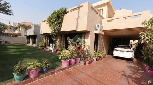 Well Maintained 500 Yards Bungalow Available For Sale At Most Prestigious Location Of Khyaban E Hilal Phase 6 Dha Karachi