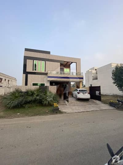 10 Marla House In Citi Housing Sialkot B Block