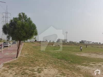 8 Marla Corner Residential Plot At Hot Location For Sale In Faisal Margalla City