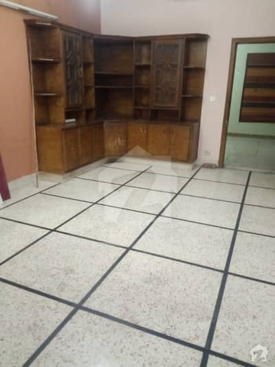 10 Marla Double Storey 4 Bed House For Rent
