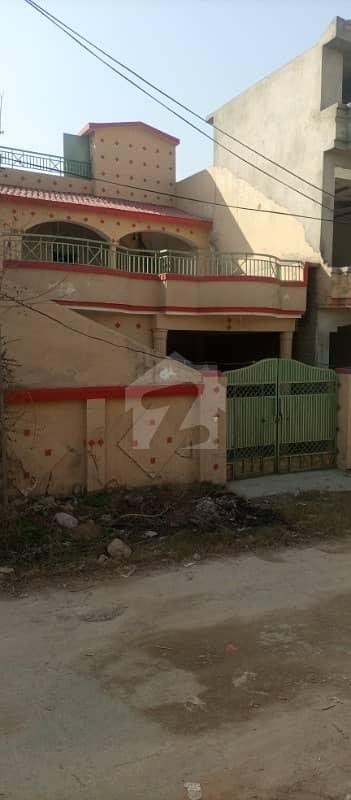 ثمر زر ہاؤسنگ سوسائٹی راولپنڈی میں 4 کمروں کا 5 مرلہ مکان 75 لاکھ میں برائے فروخت۔