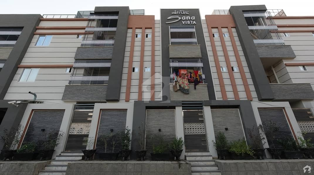 Ideal Flat Is Available For Sale In Kashmir Road