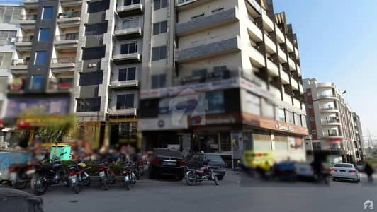 Pair Of Two Lower Ground Shops Is Available For Sale In Bahria Town Phase 4 Civic Center