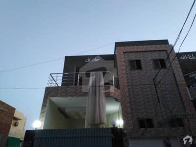 6 Marla House Situated In Khayaban-e-Sadiq For Sale
