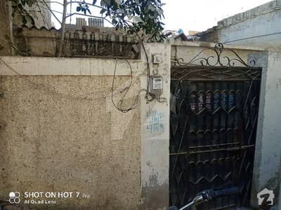 House For Rent In Commercial Area