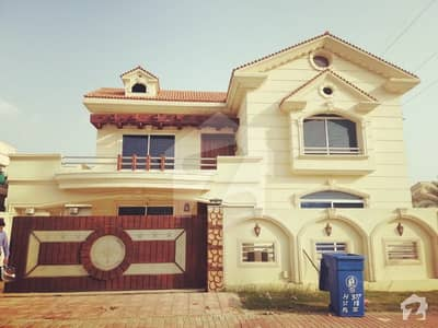 Kanal Ground Portion Furnished 3 Bed For Rent In Phase 3