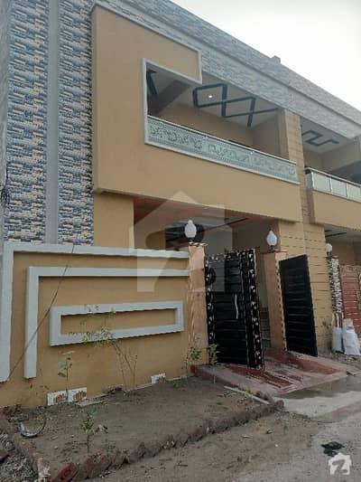 5 Marla Half Double Storey House In Alahmad Garden