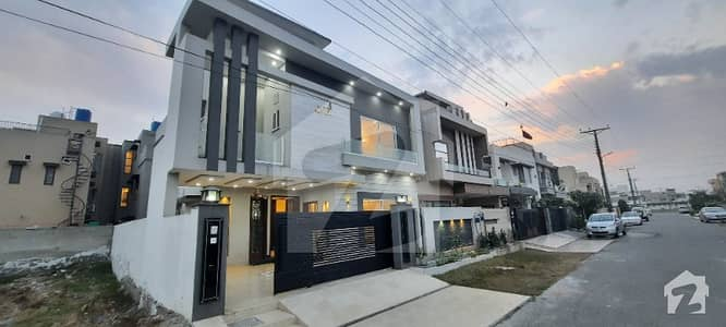 Brand New Luxury House Is Up For Sale Near Wapda Town