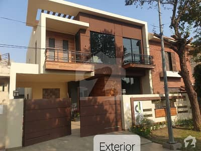 Dha Defense 10 Marla Modern Design Brand New House Available For Sale