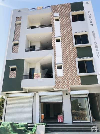 گارڈن سٹی گداپ ٹاؤن کراچی میں 3 کمروں کا 5 مرلہ فلیٹ 60 لاکھ میں برائے فروخت۔