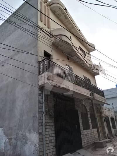 شاہ خالد کالونی راولپنڈی میں 7 کمروں کا 4 مرلہ مکان 95 لاکھ میں برائے فروخت۔