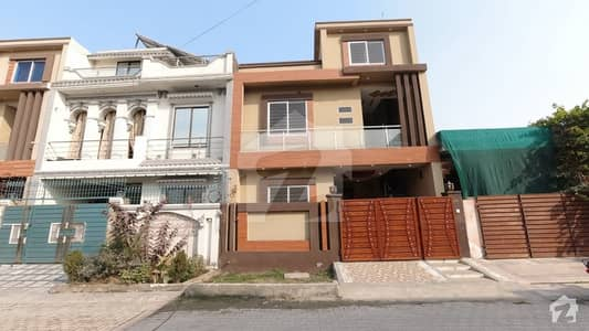 5 Marla Brand New Double Storey House Is Available For Sale In Lahore Garden Housing Scheme