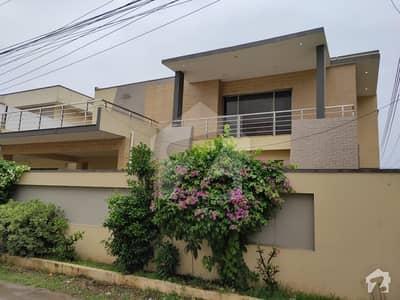 1 Kanal Corner House For Sale In Banigala