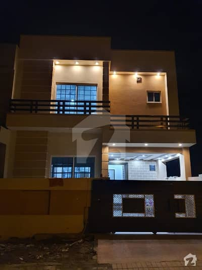 6 Marla Brand New House For Sale