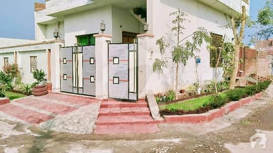 لطیف گارڈن فیصل آباد میں 2 کمروں کا 5 مرلہ مکان 60 لاکھ میں برائے فروخت۔