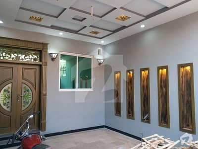 A 5 Beautiful Fresh Double Storey House Available For Sale In Warsak Road Peshawar