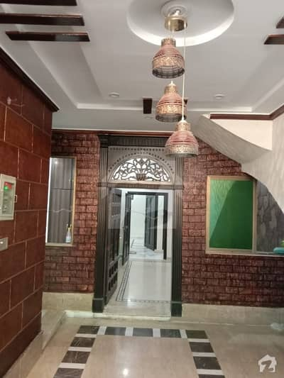 A 5 Marla Fresh Double Storey House Available For Sale In Warsak Road