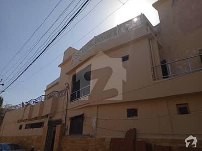 200 Yards Ground Plus 2 House For Sale , Al Muslim Society Scheme 33