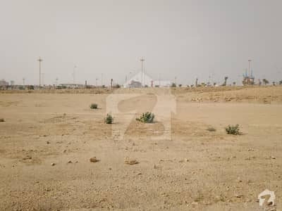 2000 Yards Commercial Plot Is Available For Sale In Bahria Theme Park Commercial