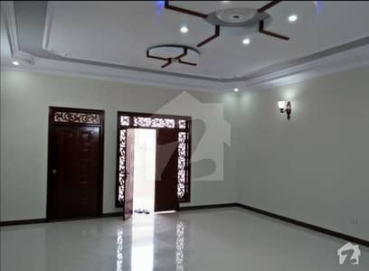 House 391 Sq. Yds Double Storey Lease