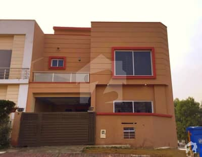 Beautiful 6 Marla Brand New Corner House For Sale Bahria Town Phase 8 Rafi Block Rawalpindi