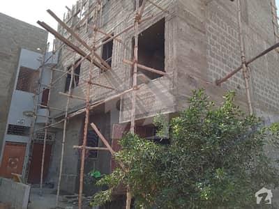 پی اینڈ ٹی ہاؤسنگ سوسائٹی کورنگی کراچی میں 2 کمروں کا 3 مرلہ فلیٹ 45 لاکھ میں برائے فروخت۔