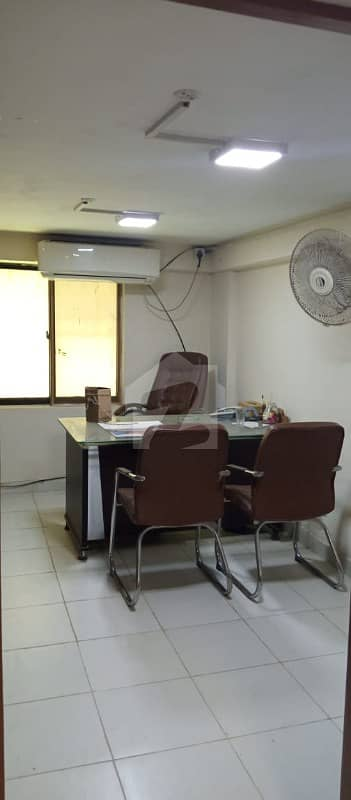 520  Square Feet Spacious Office Available In DHA For Sale