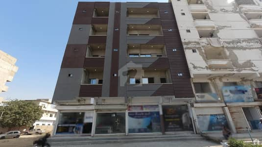 Ideal Flat Is Available For Sale In Gulshan-e-Maymar