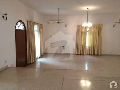 Fully Secured 2 Bed Room Ground Portion For Rent With Huge Lawn