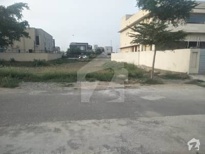 Good Location Plot of 2 Kanal For Sale in Block B of DHA Phase 6 Lahore