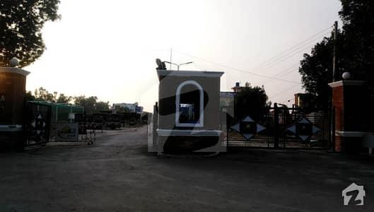 10 Marla Residential Plot Available In Al Haram Garden For Sale