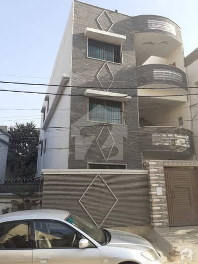 125 Sq Yards West Open Luxury House For Sale In Johar Block 15