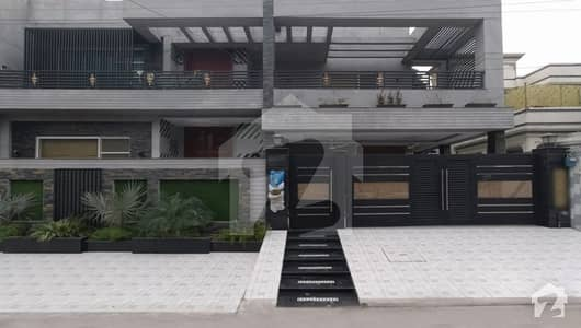 1 Kanal Brand New Bungalow Is Available For Sale In Allama Iqbal Town