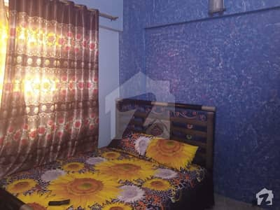 In Ranchore Line Bazar 450  Square Feet Flat For Sale
