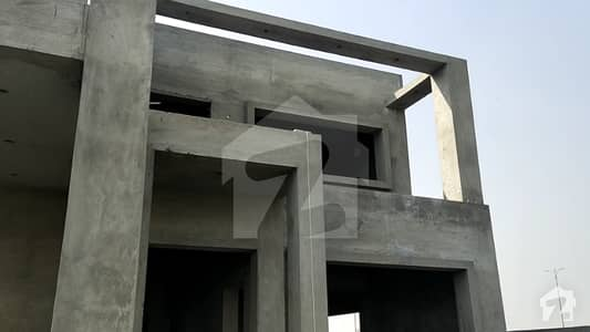 1 Kanal 6 Bed Gray Structure House At Prime Location For Sale In Dha Phase 7 Y Block