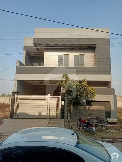 6 Marla Brand New House In Eden Valley
